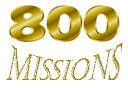 800 Missions